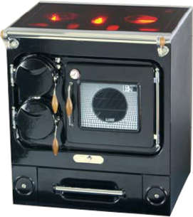 Cocinas r sticas serie modular cocinas calefactoras for Cocinas economicas precios